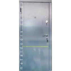 Двери Акцент (эконом, с притвором)