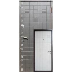 Двери Каскад 960*2040мм, правые, (Оптима)